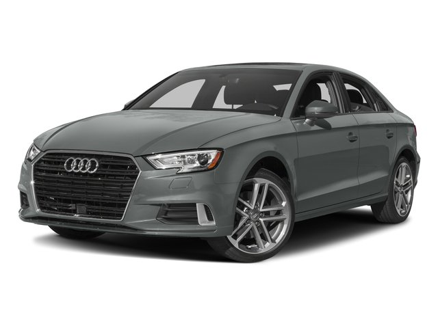 2017 Audi A3 Sedan Premium Turbocharged Front Wheel Drive Power Steering ABS 4-Wheel Disc Brake