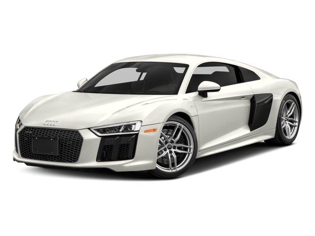 2017 Audi R8 Coupe V10 plus