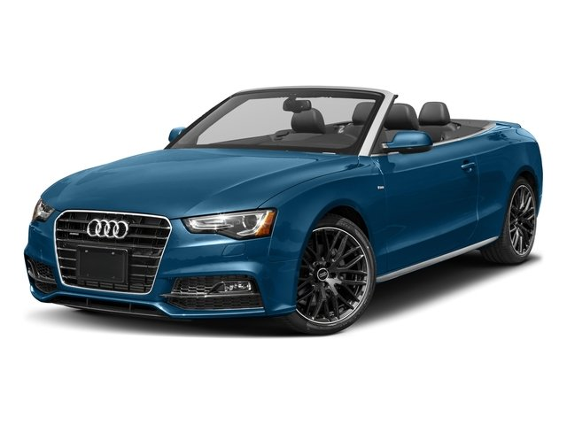 2017 Audi A5 Cabriolet SPORT TECHNOLOGY PACKAGE  -inc Audi connect wonline services and MMI high
