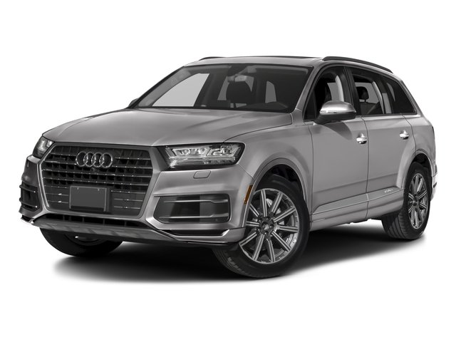 2017 Audi Q7 Premium Plus Supercharged All Wheel Drive Power Steering ABS 4-Wheel Disc Brakes