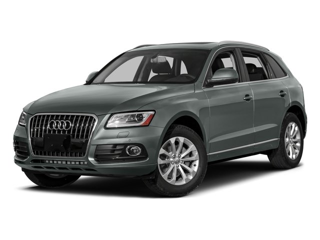 2017 Audi Q5 Premium Plus Supercharged All Wheel Drive Power Steering ABS 4-Wheel Disc Brakes