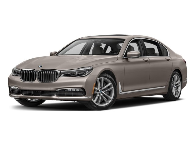 2017 BMW 7 Series 750i xDrive Turbocharged All Wheel Drive Air Suspension Active Suspension Pow