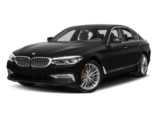 2017 BMW 5-Series 540i xDrive images