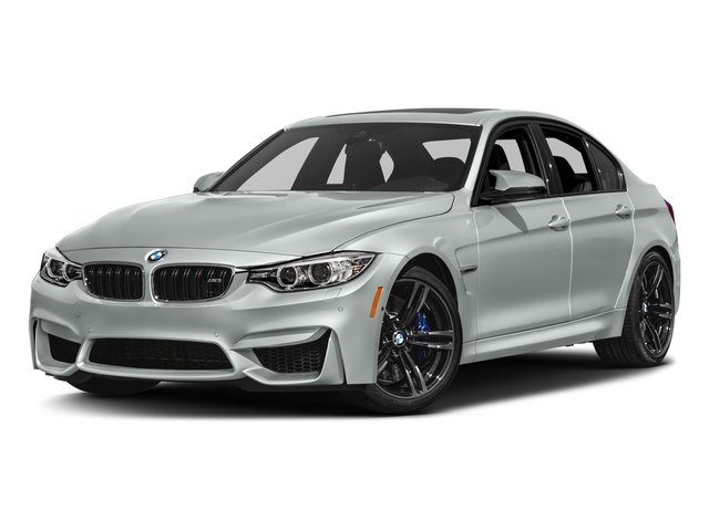 2017 BMW M3 BLACKFJORD BLUE Turbocharged Rear Wheel Drive Active Suspension Power Steering ABS