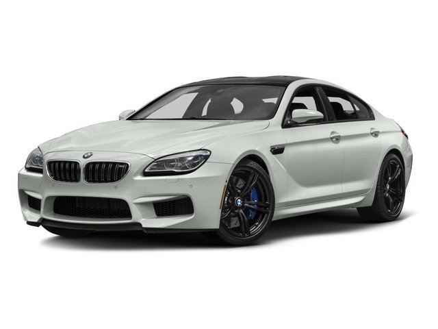 2017 BMW M6 BLACK MERINO LEATHER Turbocharged Rear Wheel Drive Active Suspension Power Steering