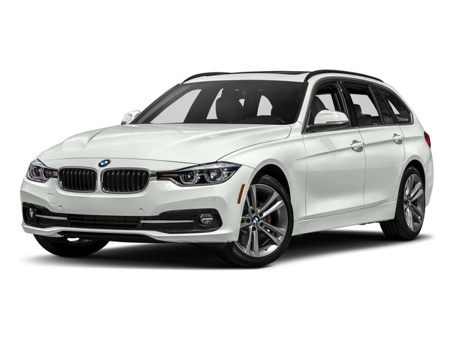 2017 BMW 3 Series 328d xDrive Turbocharged All Wheel Drive Power Steering ABS 4-Wheel Disc Brak