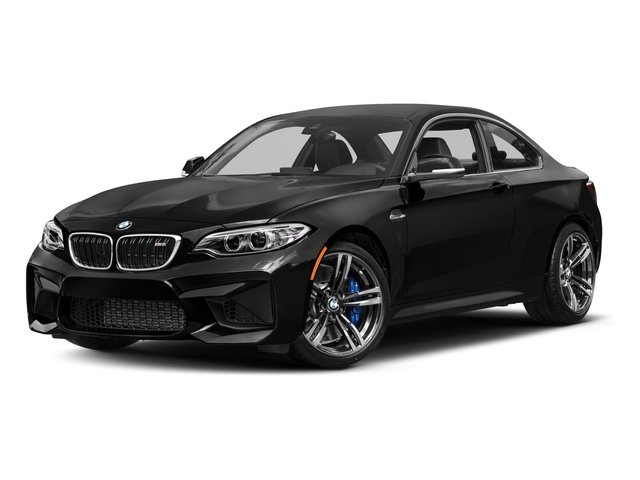 2017 BMW M2 BLACK LEATHER Turbocharged Rear Wheel Drive Power Steering ABS 4-Wheel Disc Brakes