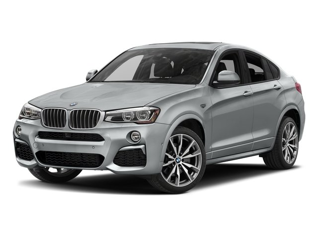 2017 BMW X4 M40i Turbocharged All Wheel Drive Active Suspension Power Steering ABS 4-Wheel Dis
