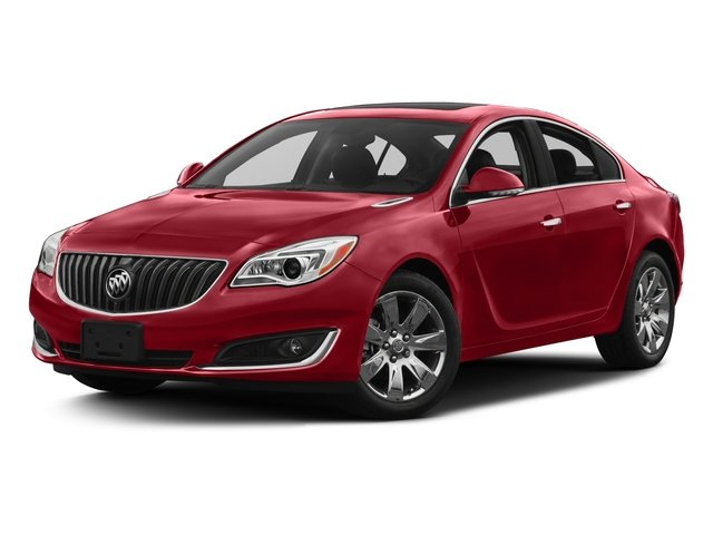 2017 Buick Regal Premium II Turbocharged Front Wheel Drive Power Steering ABS 4-Wheel Disc Brak