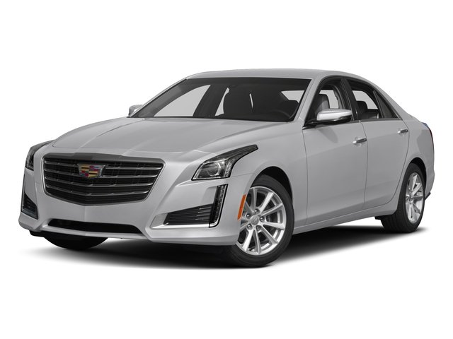2017 Cadillac CTS Sedan Premium Luxury RWD