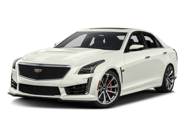 2017 Cadillac CTS-V Sedan VSER LPO  PREMIUM ALL-WEATHER FLOOR MATS SUNROOF  ULTRAVIEW  POWER SEAT