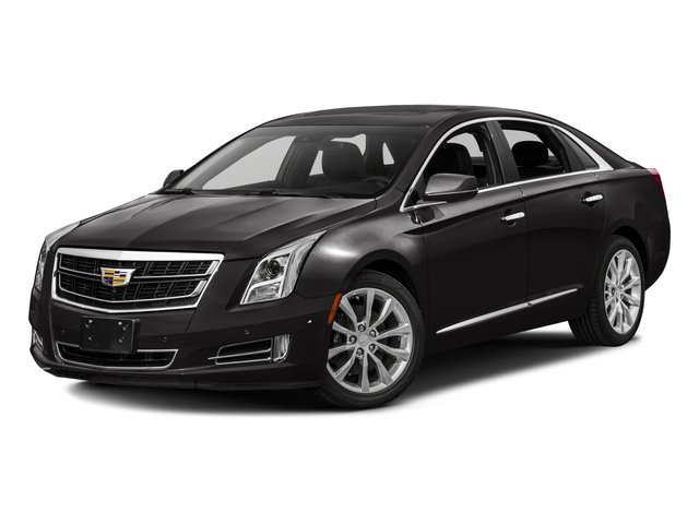 2017 Cadillac XTS Luxury Front Wheel Drive Active Suspension Air Suspension Power Steering ABS
