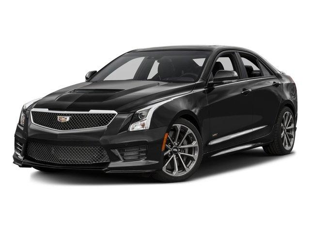 2017 Cadillac ATS-V Sedan Base 3788 miles VIN 1G6AN5RY4H0160876 Stock  1720105630 55995