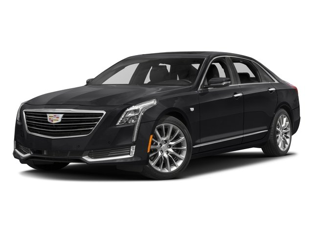 2017 Cadillac CT6 Platinum AWD