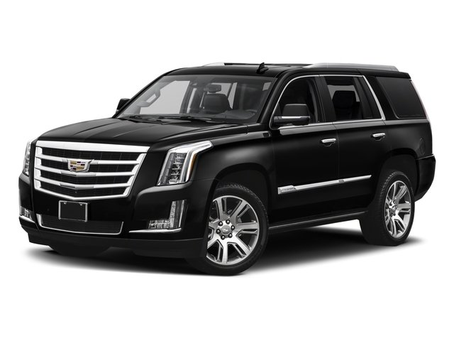 2017 Cadillac Escalade Premium Luxury CADILLAC CUE INFORMATION AND MEDIA CONTROL SYSTEM WITH EMBEDD