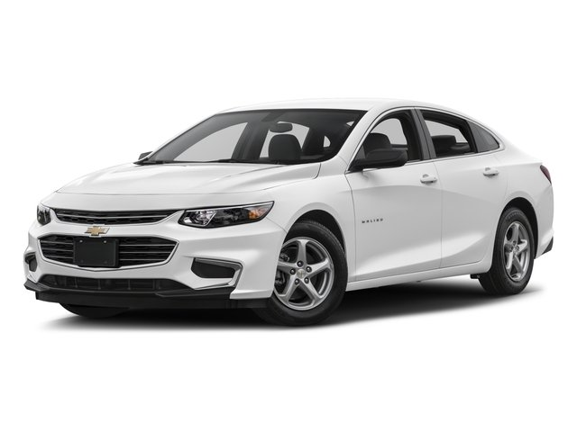 2017 Chevrolet Malibu LS Turbocharged Front Wheel Drive ABS 4-Wheel Disc Brakes Aluminum Wheels