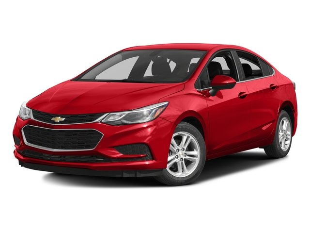 2017 Chevrolet Cruze LT Graphite Metallic