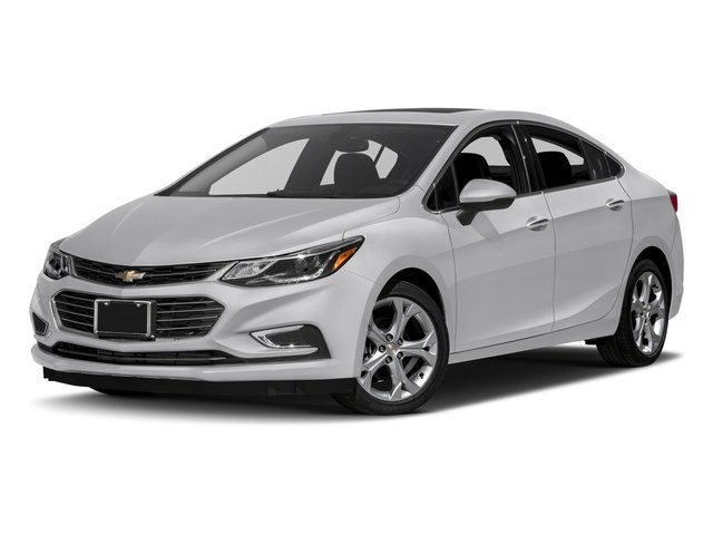 2017 Chevrolet Cruze Premier MOSAIC BLACK METALLIC JET BLACK  LEATHER-APPOINTED SEAT TRIM LICENSE