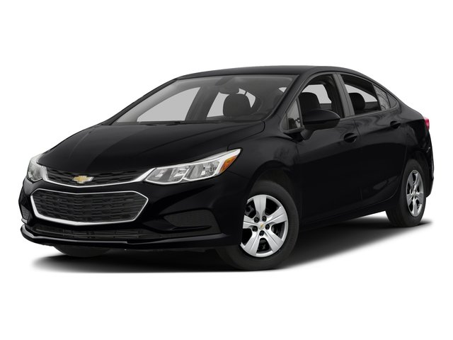 2017 Chevrolet Cruze LS 4dr Car
