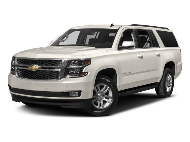 2017 Chevrolet Suburban LT Lane Departure Warning Lane Keeping Assist LockingLimited Slip Differ
