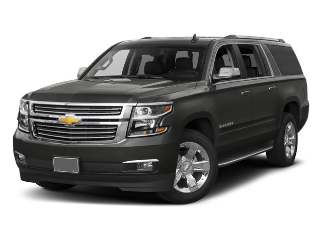 2017 Chevrolet Suburban Premier Lane Departure Warning Lane Keeping Assist Active Suspension Eng