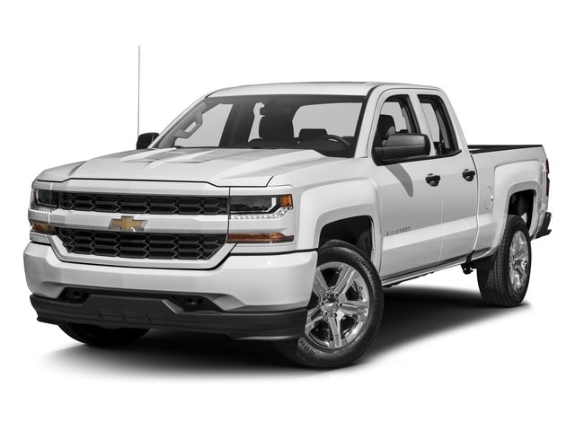 Used 2017 Chevrolet Silverado 1500 in Pasco, WA
