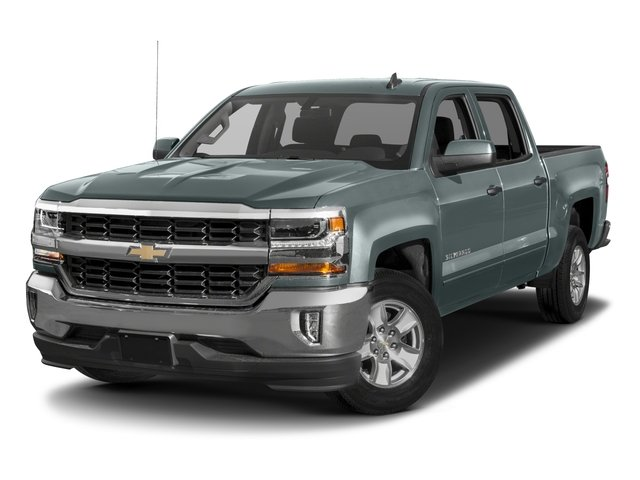 Used 2017 Chevrolet Silverado 1500 in Harrisonburg, VA