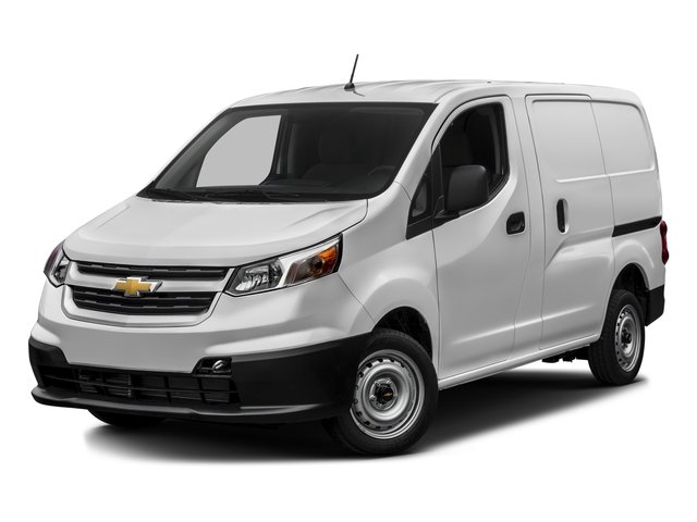 Used 2017 Chevrolet City Express Cargo Van in Lakeland, FL