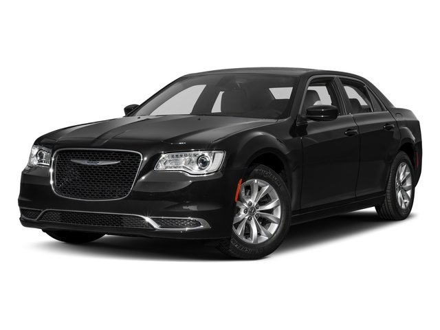 2017 Chrysler 300 Limited Quick Order Package 22F6 SpeakersAMFM radio SiriusXMRadio data syste