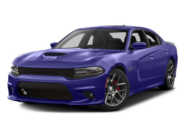 2017 Dodge Charger Daytona 392