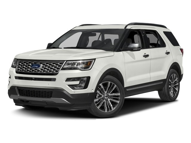 2017 Ford Explorer Platinum Platinum 4WD Twin Turbo Premium Unleaded V-6 3.5 L/213 [5]