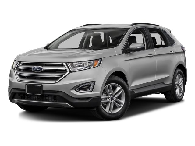 2017 Ford Edge Titanium Turbocharged All Wheel Drive Power Steering ABS 4-Wheel Disc Brakes Br