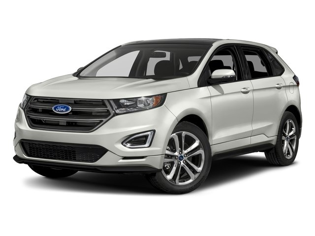 2017 Ford Edge Sport Turbocharged All Wheel Drive Power Steering ABS 4-Wheel Disc Brakes Brake