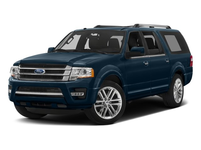 2017 Ford Expedition EL Limited ENGINE 35L ECOBOOST V6  STD Turbocharged Rear Wheel Drive To