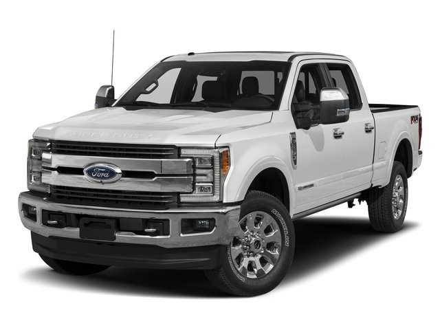 2017 Ford Super Duty F-250 SRW King Ranch Four Wheel Drive Tow Hitch Power Steering ABS 4-Wheel