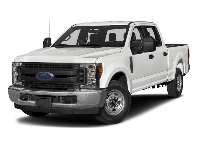 2017 Ford Super Duty F-250 SRW XL Four Wheel Drive Tow Hitch Power Steering ABS 4-Wheel Disc Br