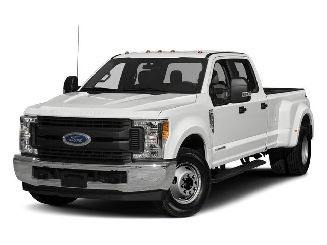 2017 Ford Super Duty F-350 DRW 4WD 8ft Box