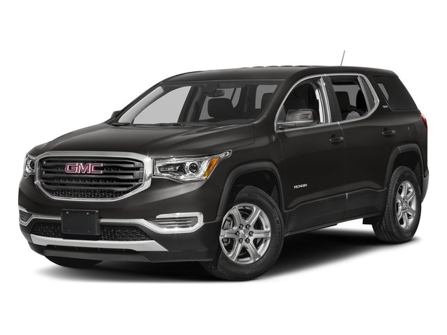 2017 GMC Acadia SLE Front Wheel Drive ABS 4-Wheel Disc Brakes Aluminum Wheels Tires - Front All