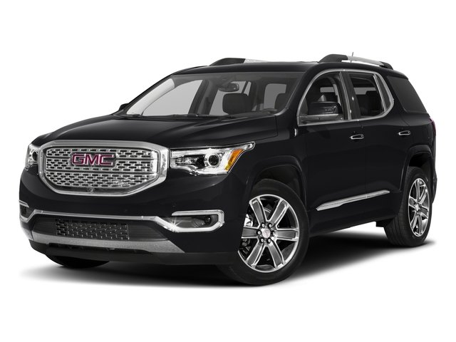 2017 GMC Acadia Denali TRANSMISSION  6-SPEED AUTOMATIC  STD TECHNOLOGY PACKAGE  includes UVH S