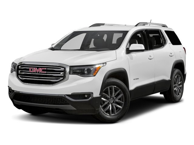 2017 GMC Acadia SLE JET BLACK  SEAT TRIM  PREMIUM CLOTH SLE-2 PREFERRED EQUIPMENT GROUP  Includes