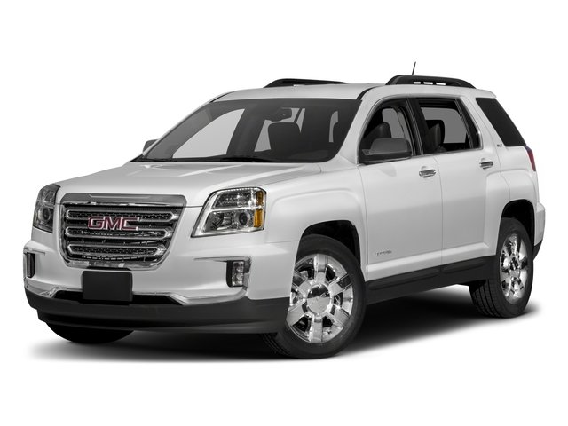 2017 GMC Terrain SLT 353 Axle RatioFront Bucket SeatsPerforated Leather-Appointed Seat TrimRadi