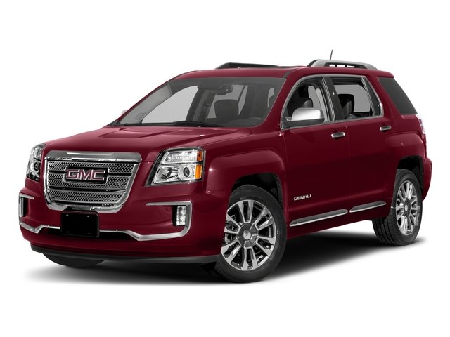 2017 GMC Terrain Denali ENGINE  24L DOHC 4-CYLINDER SIDI SPARK IGNITION DIRECT INJECTION  with V