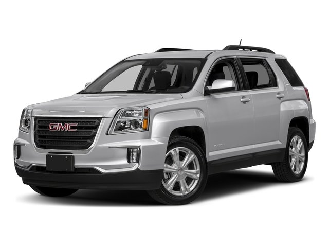 2017 GMC Terrain SLE Front Wheel Drive Power Steering ABS 4-Wheel Disc Brakes Aluminum Wheels