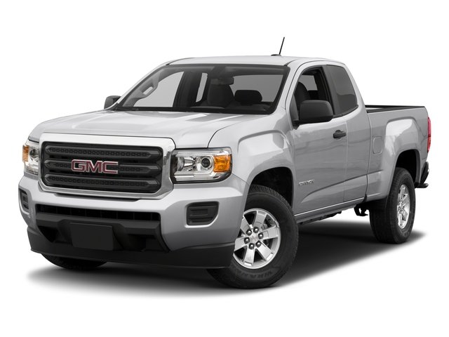 2017 GMC Canyon 4WD Leather interiorLike New exterior conditionLike New interior conditionLike N