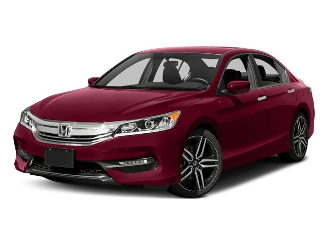 2017 Honda Accord Sedan Sport Special Edition