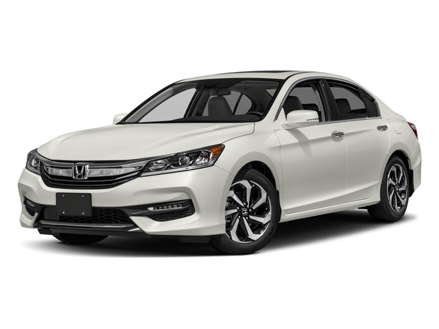 2017 Honda Accord Sedan EX-L V6 4dr Car
