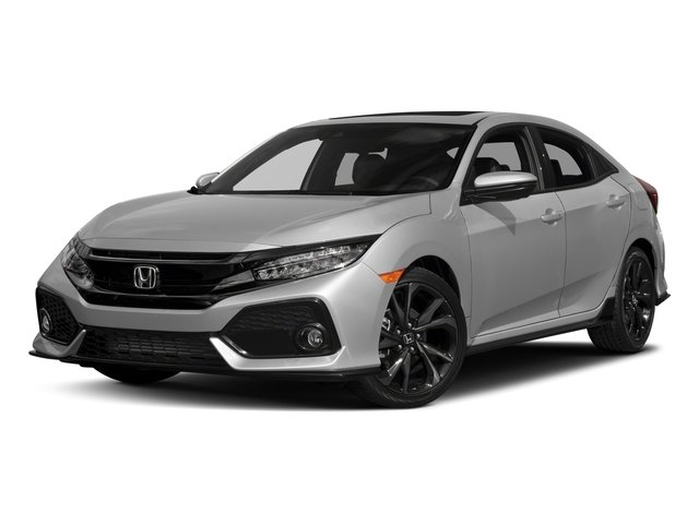2017 Honda Civic Hatchback Sport Touring Sport Touring CVT Intercooled Turbo Premium Unleaded I-4 1.5 L/91 [1]