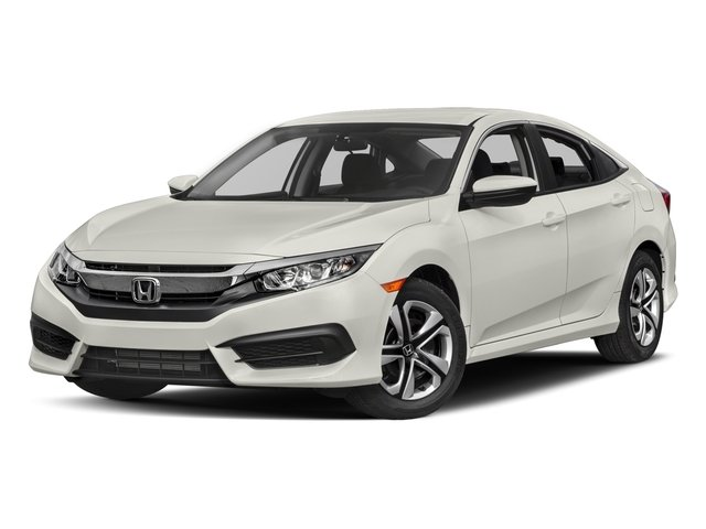 Used 2017 Honda Civic Sedan in Denison, TX