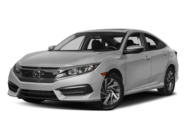 Used 2017 Honda Civic Sedan in Marlton, NJ