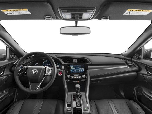2017 Honda Civic Hatchback EX-L